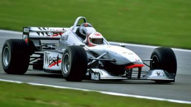 McLaren MP4/98T-Mercedes