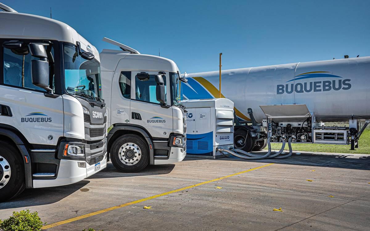 Scania Buquebus