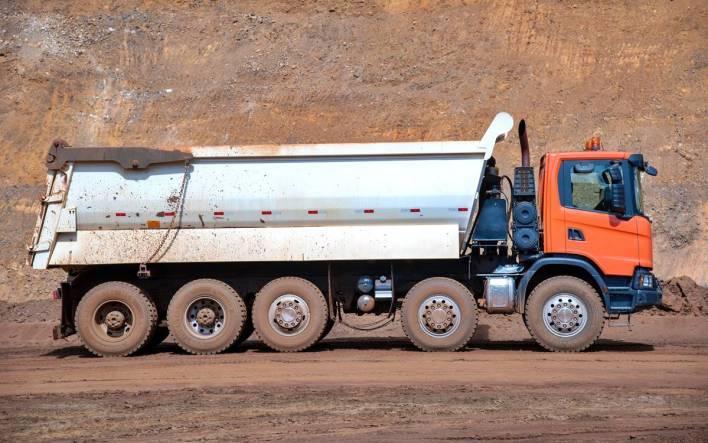Scania R 620 10x4 XT Heavy Tipper