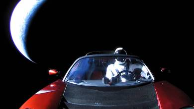 Photo of Starman y su Tesla se acercan a Marte