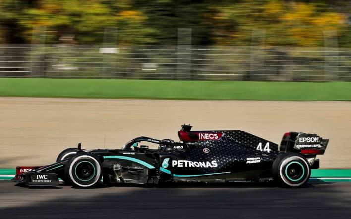 Lewis Hamilton - Imola 2002