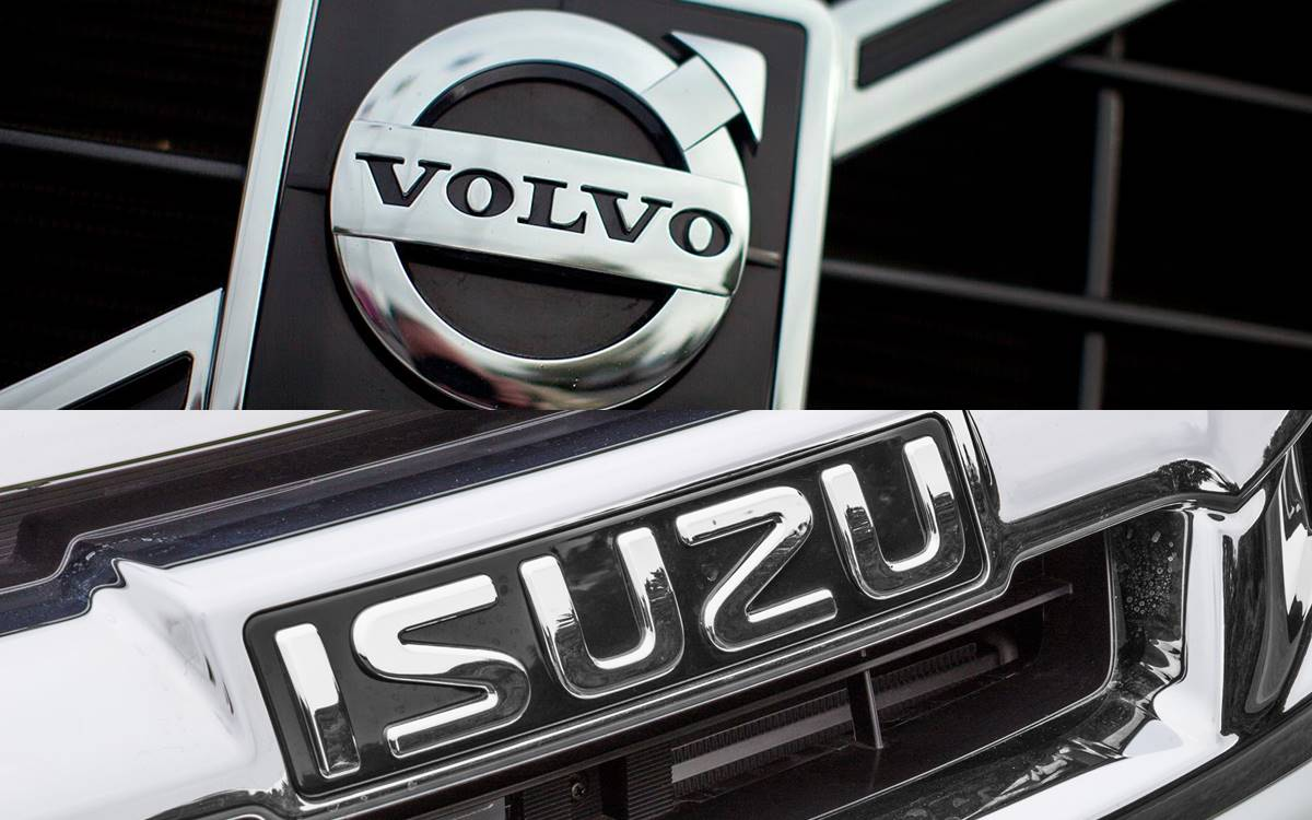 Volvo Group e Isuzu Motors