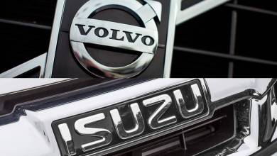Volvo Group e Isuzu Motors