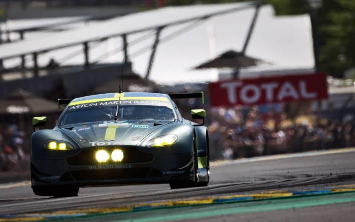 Aston Martin WEC