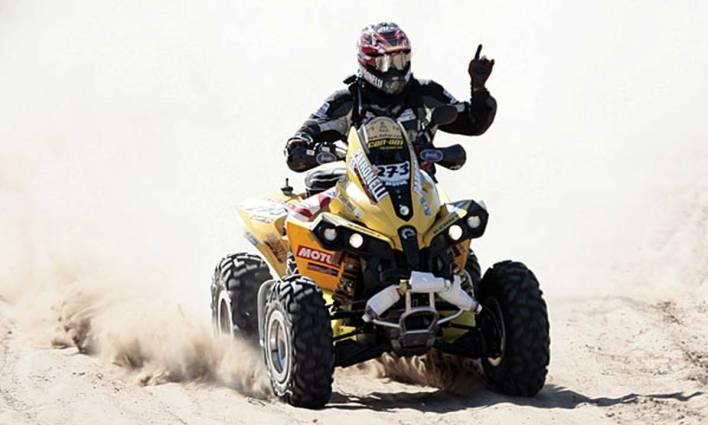 Dakar 2009 Marcos Patronelli