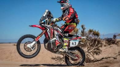 Kevin Benavides Dakar 2016
