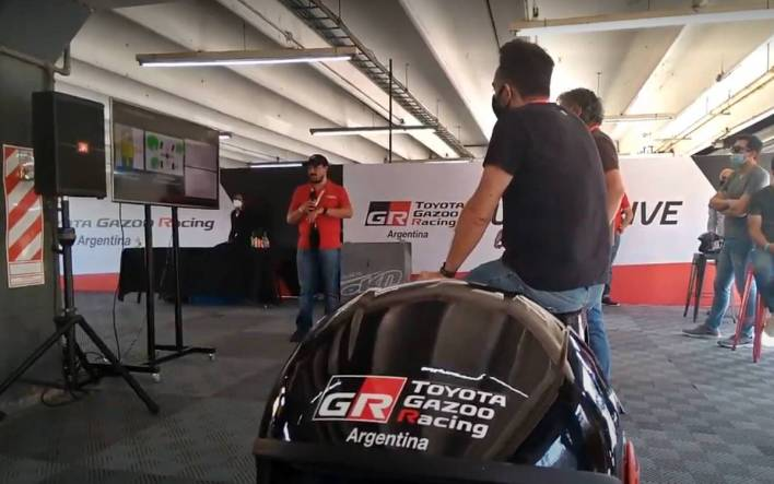 Toyota GAZOO Racing Day 2020