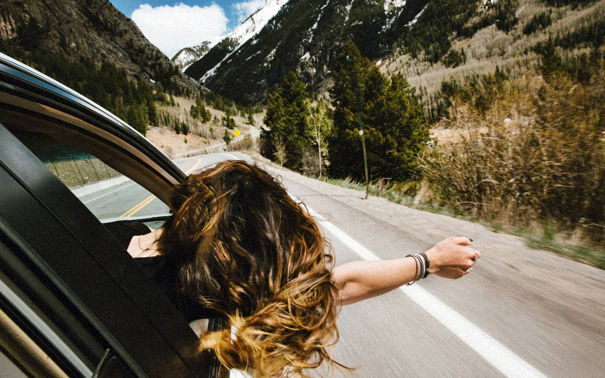 viaje en auto