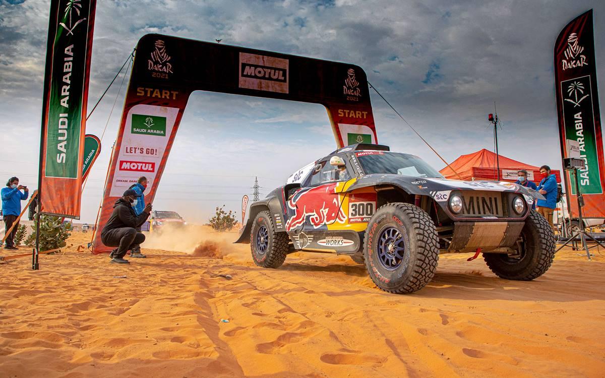 Dakar 2021 - Etapa 5 - ShakedownTeam