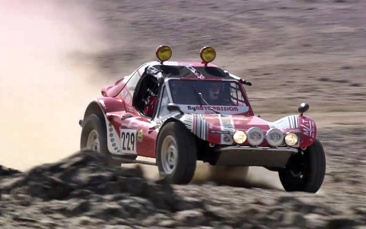Douton Marc Dakar Classic
