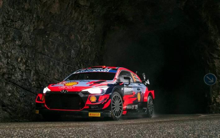 Pirelli WRC