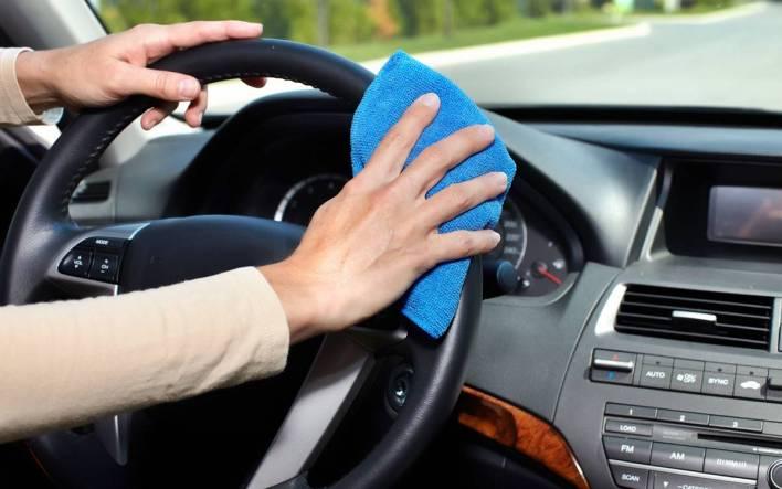 auto limpieza