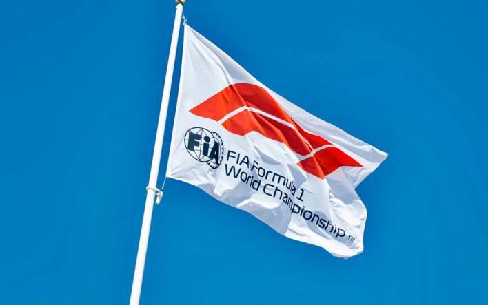 F1 bandera