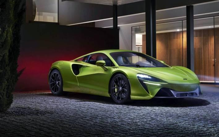 McLaren Arthur
