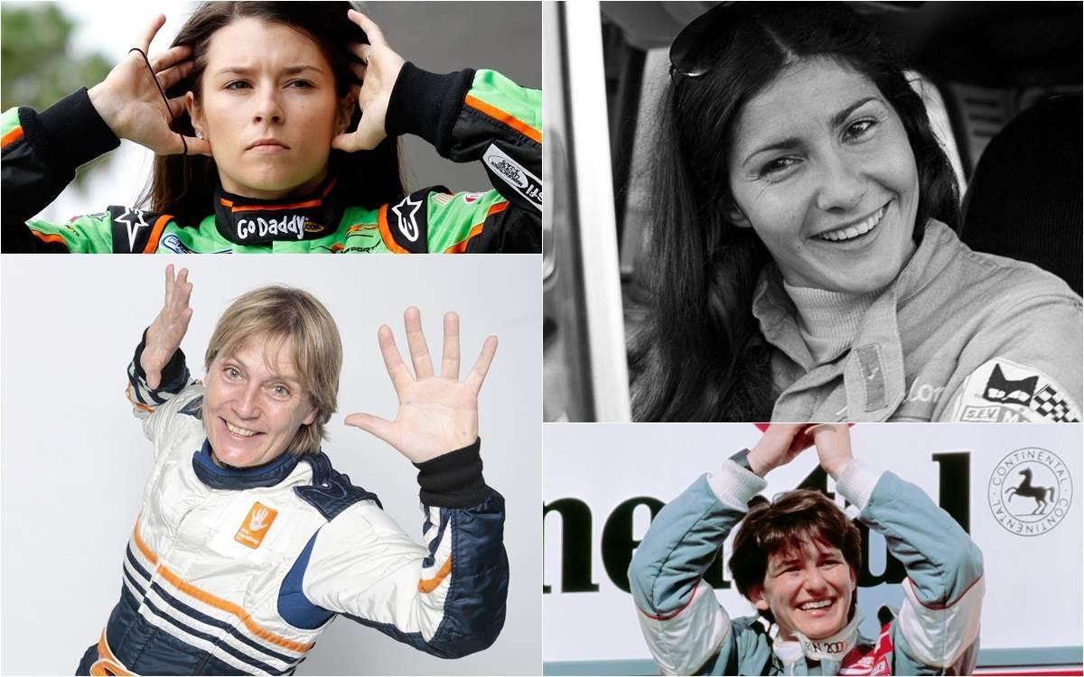 Women motorsport