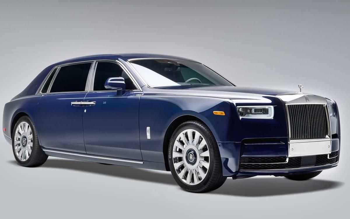 Rolls-Royce Koa Phantom