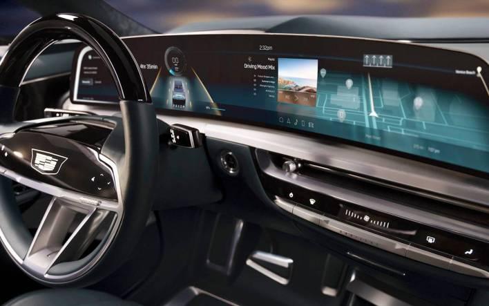 Cadillac Lyriq SUV