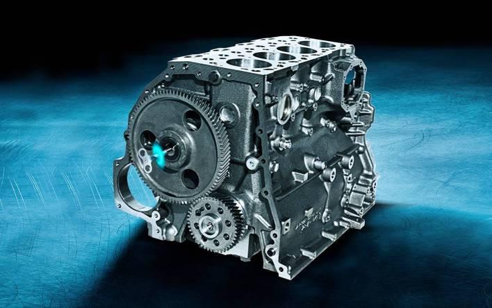 Reman Euro V engine