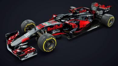 Porsche red bull