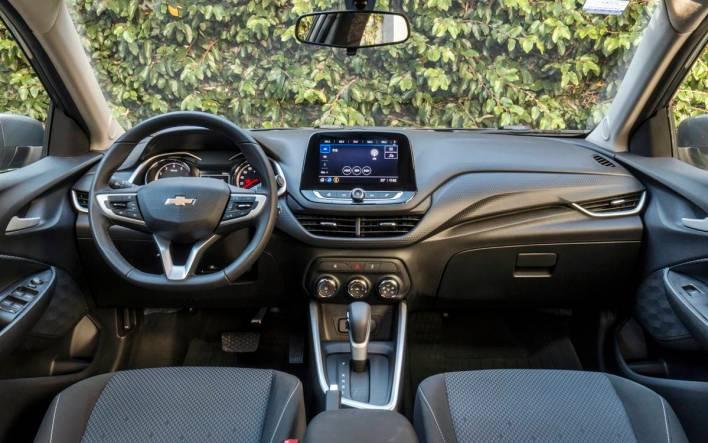 2021 Chevrolet Onix LTZ