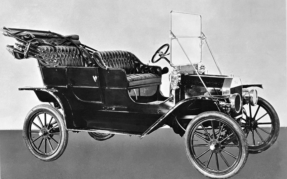 1908 Modelo T