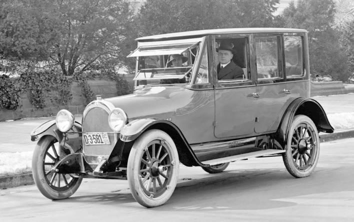 Oldsmobile Model 44