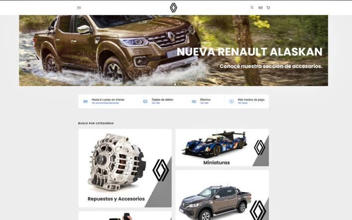 Renault Free Market