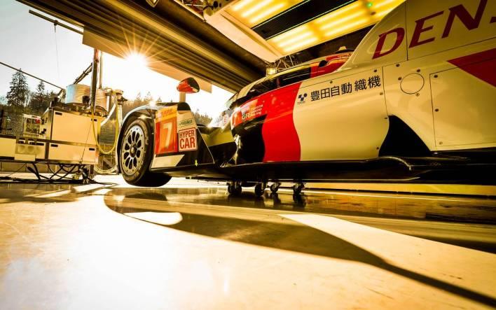 Toyota GAZOO Racing WEC 2021