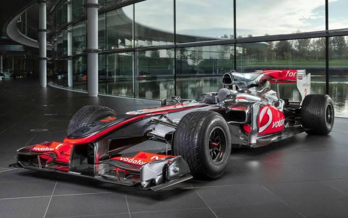 Lewis Hamilton 2010