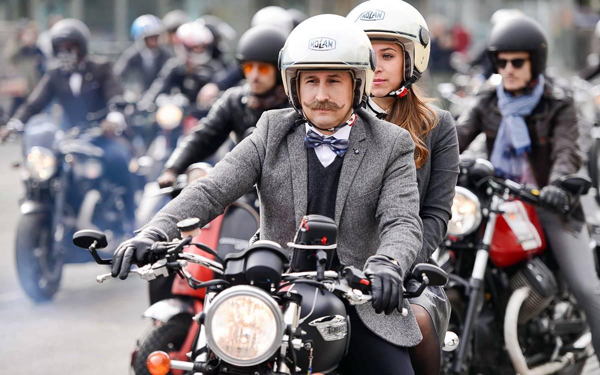 The Distinguished Gentleman's Ride 1