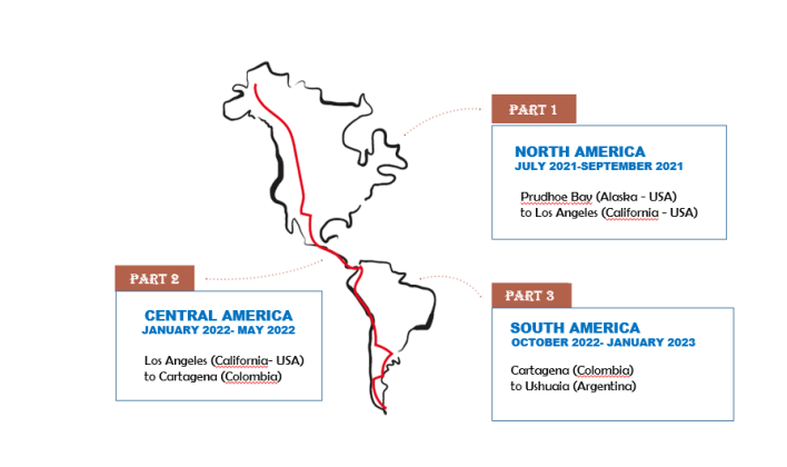 Citroën Terra America Adventure