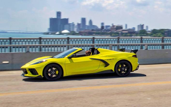 Chevrolet Corvette Stingray Special Edition 2022