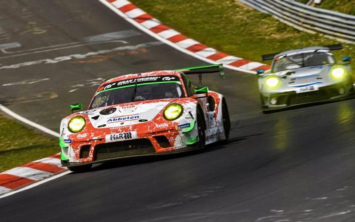 Porsche 911 GT3 R.