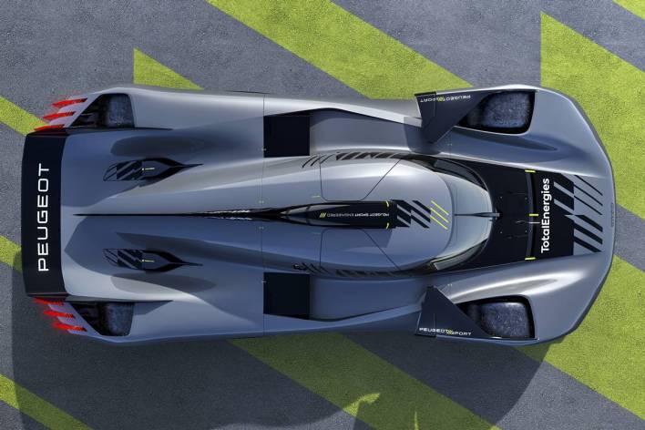 Peugeot Sport TotalEnergies
