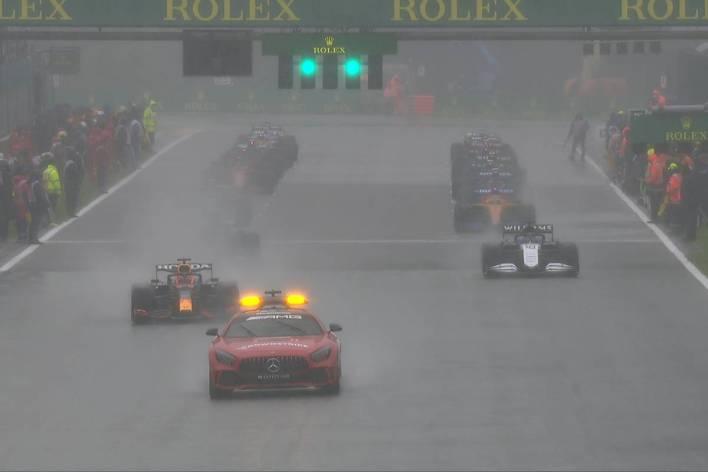 F1 Bélgica 2021