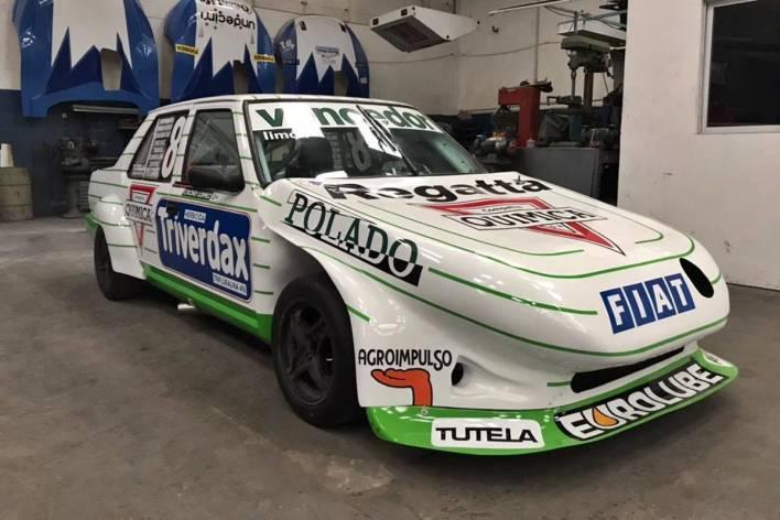 Fiat Regatta Vencedor