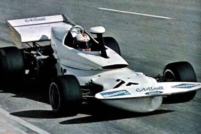 Luigi Colani Eifelland F1