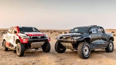 Toyota Dakar 2022
