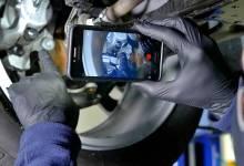 Peugeot Video Check