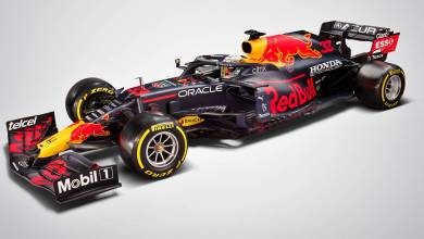Acura Red Bull