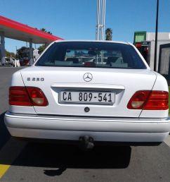 1997 mercedes benz e class new e230 [ 1600 x 1200 Pixel ]
