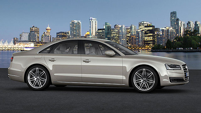 Novi Audi A8: posljednja saznanja