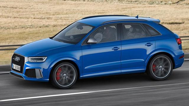 Audi razvija električni Q3 temeljen na e-Golfu