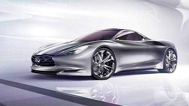 Infiniti je za 2020. najavio sportski električni automobil