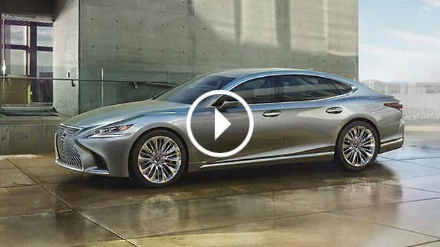 Lexus LS: peta generacija predvodnika ponude
