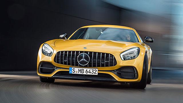 Mercedes-AMG bi mogao predstaviti konkurenciju porscheovoj Panameri