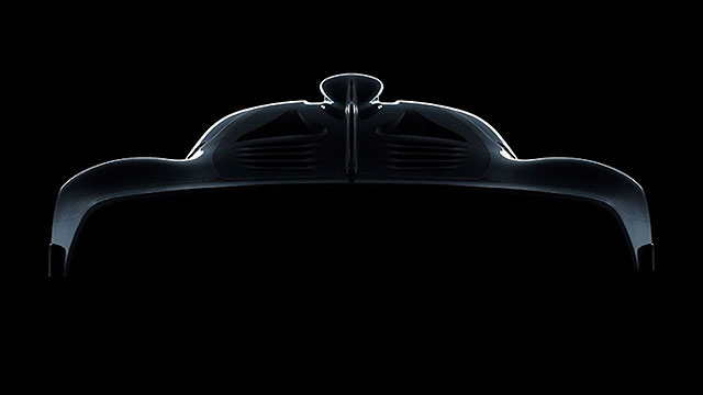 Mercedes-AMG Project One: novi superautomobil je dobio ime
