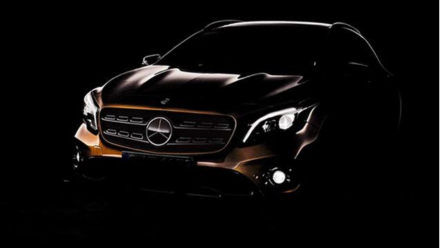 Mercedes-Benz potvrdio premijeru osvježene izvedbe modela GLA