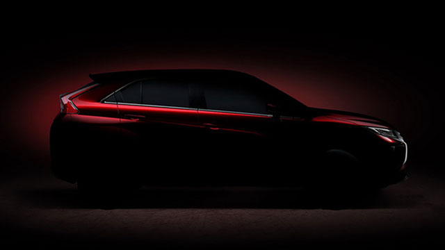 Mitsubishi najavio skoru premijeru novog kompaktnog SUV-a