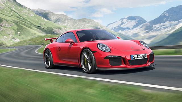Porsche će u Ženevi predstaviti osvježeni 911 GT3